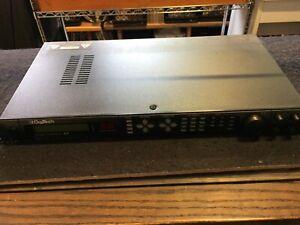 Used Digitech DHP-55 Five Part Digital Harmony Processor