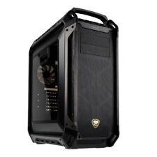 Cougar Panzer Max Full Tower Gaming Case - Black