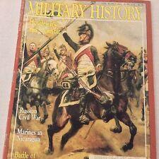 Military History Magazine Heydrich's Spy Gambit Russia August 1990 071417nonrh