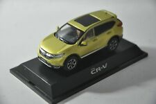 Honda CR-V 2017 model in scale 1:43