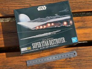 1/10000 Star Wars Super Star Destroyer by Bandai