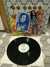 DAVID LINDLEY  Mr. Dave LP 1985 ALBUM **MINT VINYL** RECORD  Jackson Browne