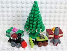 Lego Christmas Tree and Gift - Presents Scene NEW!!!