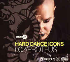 Proteus – Hard Dance Icons 002 - Zany DJ Rx - Hard Trance Hardstyle  (Box C117)