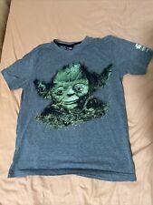 Star Wars Identities T-shirt Yoda Adult Small