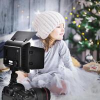 W160 Video 160X LED Photography Light Lamp For DSLR Camcorder Digital Camera CMT