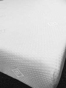 IKEA Size 80 x 200cm Visco Memory Foam Mattress- Anti Dust Mite, Removable Cover