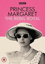PRINCESS MARGARET - THE REBEL ROYAL [DVD] NEW & SEALED