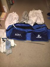 Absolute Fencing Equipment Bag w/ Sabre and other Men's equipment