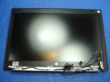 "HP EliteBook 8560W 15.6"" Genuine Laptop Matte LCD Screen Complete Assembly"