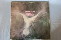 EMERSON LAKE PALMER 1st PRESS LP SD-9040 with 1841 Broadway Address on label