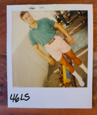 DOUBLE IMPACT Movie Original JEAN CLAUDE VAN DAMME Continuity Photo CHAD WAGNER