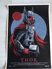 Thor Art Print - Ken Taylor - NT Mondo