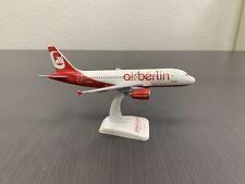 Airbus A319-100 1:200 Airberlin Premium Modell Mit Lackfehler
