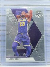 2019-20 Mosaic LeBron James Card No. 8 Lakers DR