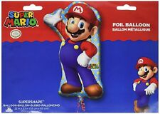 AMSCAN 3201001 - Folienballon - Super Mario Figur