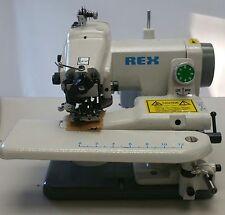 Home Blind stitch Sewing Machine Rex-518 Portable Compact Art & Craft Hemming