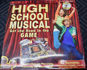 High School Musical Board Game Replacement Pieces & Parts 2011 Cardinal Disney