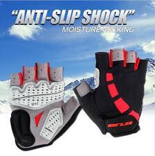 Anti-slip Cycling Gloves Gel Padding Bike bicycle Gloves Half Finger Gloves Mtb