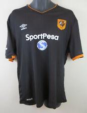 Umbro Hull City 2016-17 Away Football Shirt Tigers Soccer Jersey Trikot Mens XL