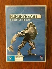 Hungry Beast - The Best Of The Best DVD Region 4 New & Sealed Australian TV