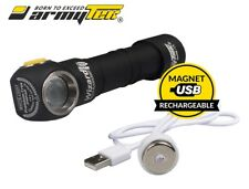New Armytek Wizard Pro v3 Magnet USB Cree XHP50 2300 Lumens LED Headlight