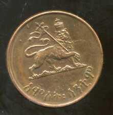 ETHIOPIE  5 cents    1936  ( bis )