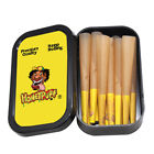 HONEYPUFF+12+x+1+1%2F4+Natural+Pre+Rolled+Rolling+Paper+Cones+With+Plastic+Case