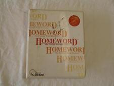 ATARI SOFTWARE Homeword Word processor from Sierra Online 48K Disk