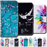 For Samsung Galaxy S9 Wallet Flip Stand Magnetic PU Leather Case Cover Card Slot