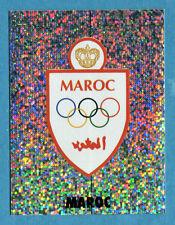 USA '94 - The Knight Figurina-Sticker n. 225 - MAROCCO - SCUDETTO -New
