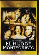 EL HIJO DE MONTECRISTO de Rowland V. Lee (Clásicos de oro del cine V.O.S.)