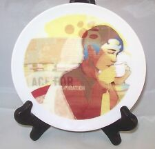"""Starbucks 2005 Leadership Conference Collectors Plate Why We're Here 6"""""""