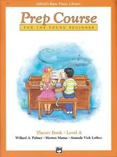 Alfred's Basic Piano Library-Theory Book-Level A-NEW!!!