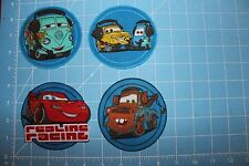 Disney Pixar Cars Movie Fabric Iron On Applique -   style #9