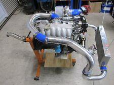 For Nissan 240SX S13 S14 RB20 RB25 RB25DET Top Mount Turbo Intercooler Kit w/BOV