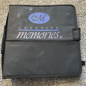 Creative Memories Sticker Binder Scrapbook Organizers w/ 22 Strip Page Protector