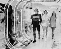 Logan's Run (1976) Jenny Agutter, Michael York, Farrah Fawcett 10x8 Photo