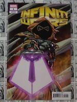 Infinity Wars (2018) Marvel - #1, Ron Lim Variant CVR, Duggan/Deodato, NM