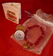 Lisa Hoffman Beauty Tunisian Neroli Fine Fragrance Jewelry BRACELET NEW IN POUCH
