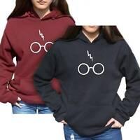 Women Hooded Long Sleeve Sweatshirts Pullover Pockets Hoodies Tops Shirt Blouse