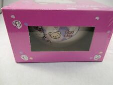 Sanrio Hello Kitty Party Kitchen Dinnerware Breakfast Bowl - NEW AND SEALED!!