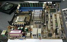 ASUS P4P800-VM Intel 865G Socket 478 Motherboard with CPU & 512MB Memory