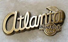 HARD ROCK CAFE ATLANTA DESTINATION NAME SERIES PIN # 95174