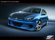 PEUGEOT 206 / FULL BODY KIT / FIT PERFECT / REAL PHOTO
