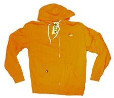 Cliche CIRCLE EMBRO Mens Sweatshirt Large Orange NEW