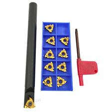Snr0013m16 Lathe Internal Threading Tool Holder 16ir 38 A60 Threading Insert
