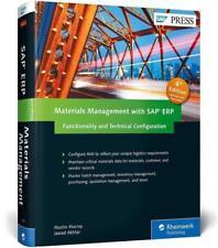 Materials Management with SAP ERP: Functionality and Technical Configuration von Jawad Akhtar und Martin Murray (2016, Gebundene Ausgabe)