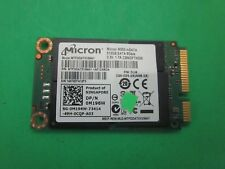GENUINE Dell Micron M550 512GB mSATA Mini-PCI E SSD Solid State SSD M196W