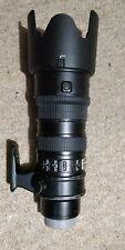 Nikon Nikkor AF-S 70-200mm F/2.8 VR ED Lens